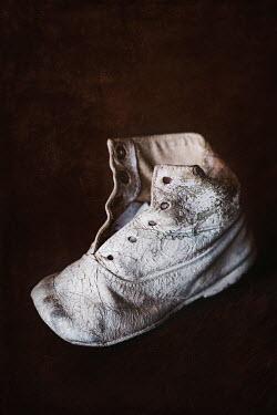 Magdalena Wasiczek worn vintage baby boot