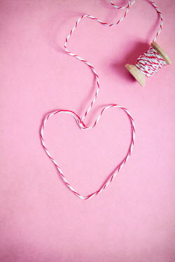 Miguel Sobreira Cotton in heart shape