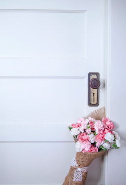 Jean Ladzinski Bouquet of flowers in door