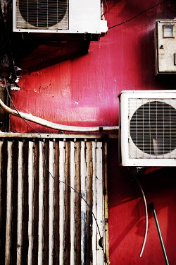 Irene Lamprakou OLD RADIATOR AND AIR CONDITIONERS Miscellaneous Objects