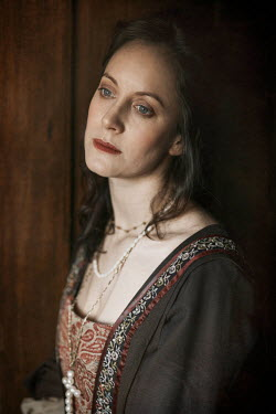 Shelley Richmond Portrait of medieval woman