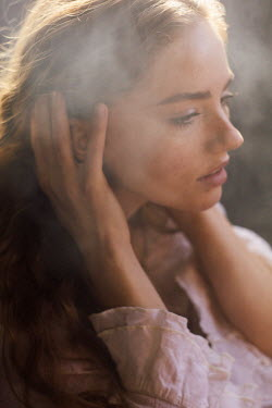 Marta Syrko Young woman under sunshine