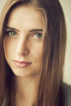 Valentino Sani Portrait of young woman