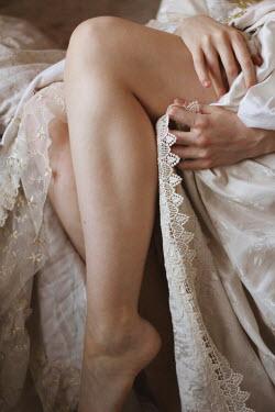 Michalina Wozniak BARE LEGS OF HISTORICAL WOMAN Women