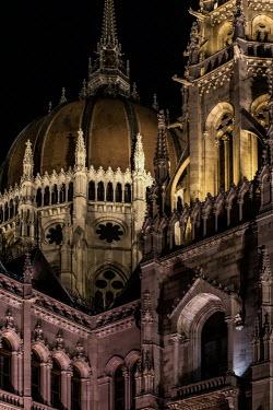 Jaroslaw Blaminsky DOMED HISTORICAL BUILDING AT NIGHT Miscellaneous Buildings