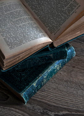 Jaroslaw Blaminsky PILE OF OLD BOOKS Miscellaneous Objects