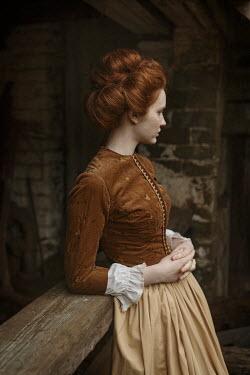 Shelley Richmond Profile of Victorian woman