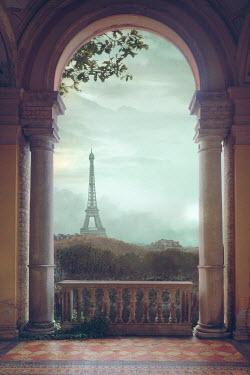 Drunaa View of Paris