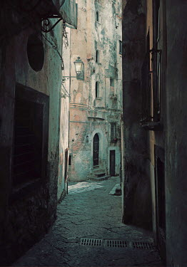 Irene Lamprakou Alleyway in city Streets/Alleys