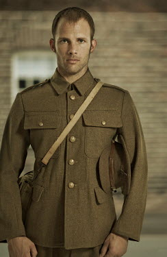 CollaborationJS A ww1 soldier