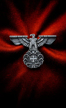 Stephen Mulcahey close up of Reichsadler german emblem Miscellaneous Objects