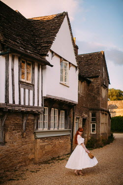 Rebecca Stice GIRL WITH RED HAIR BY TUDOR HOUSE Women