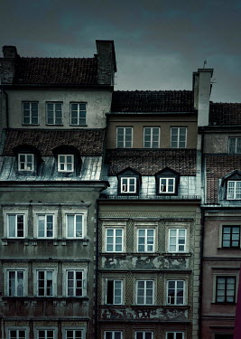 Jaroslaw Blaminsky TALL HISTORICAL URBAN BUILDINGS Houses