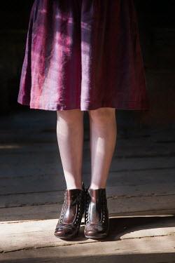 Natasza Fiedotjew Vintage girl waist down