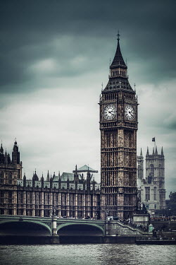 Evelina Kremsdorf Big Ben in London, England