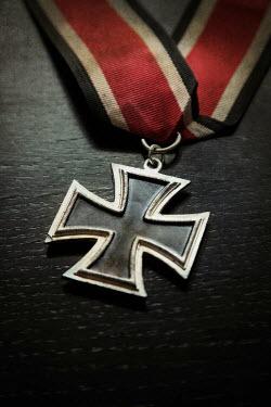 Jaroslaw Blaminsky Nazi iron cross medal