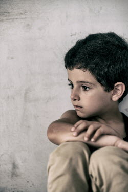 Mohamad Itani Boy sitting