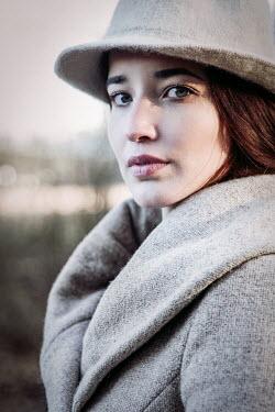 Natasza Fiedotjew Close up of vintage woman
