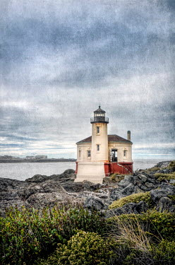 Jill Battaglia Coquille River Lighthouse in Bandon, Oregon