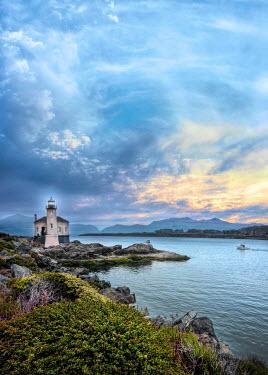 Jill Battaglia Lighthouse by sea