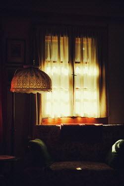 Magdalena Russocka interior of old cottage
