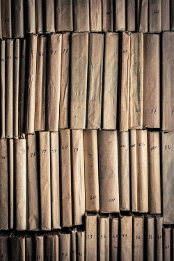 Paolo Martinez LINES OF OLD LEDGERS Miscellaneous Objects