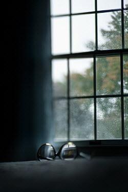 Lisa Bonowicz Glasses by window