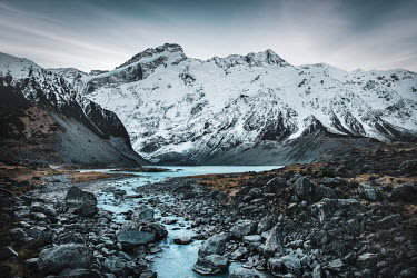 Evelina Kremsdorf Mount Cook and Hooker Valley in New Zealand