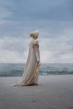 Magdalena Russocka regency woman on beach