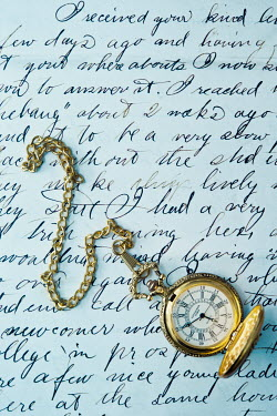Valentino Sani Pocket watch on handwritten letter