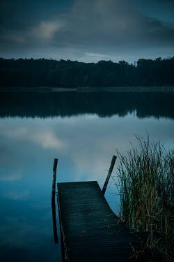 Carmen Spitznagel Jetty on lake