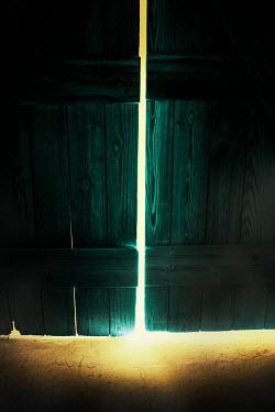 Ildiko Neer Sunlit doorway