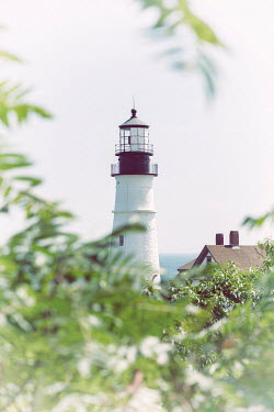 Lisa Bonowicz Lighthouse in Portland, USA