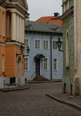 Jaroslaw Blaminsky Buildings in town
