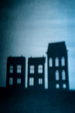 Peter Chadwick SHADOWS OF MODEL HOUSES Miscellaneous Objects