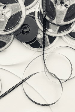 Paolo Martinez PLASTIC REELS OF FILM Miscellaneous Objects