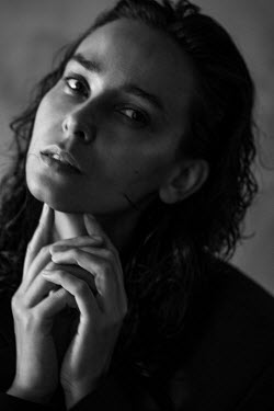 Maria Yakimova Portrait of young woman