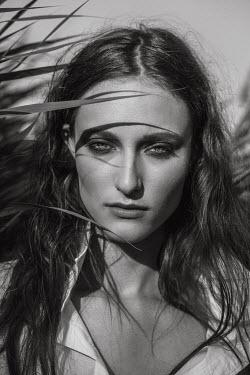 Maria Yakimova Young woman and tall grass