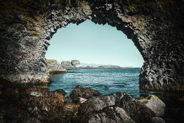 Evelina Kremsdorf Gatklettur Natural Arch in Arnarstappi, Snaefellsnes, Iceland