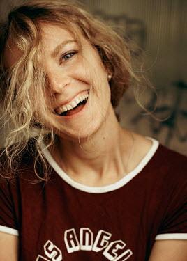 Maria Yakimova Smiling woman
