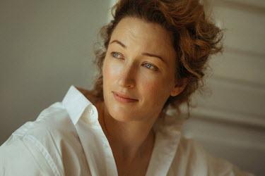 Maria Yakimova Portrait of woman