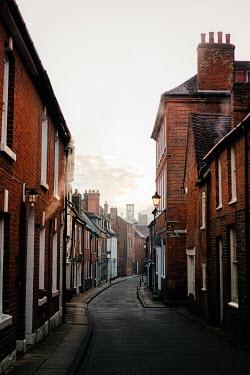 Angela Ward-Brown Street and brick buildings