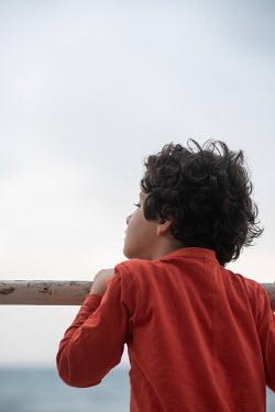 Mohamad Itani Boy at railing