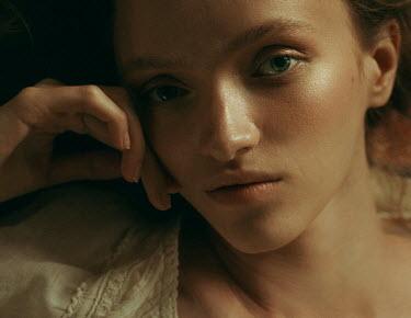 Maria Yakimova Close up of young woman