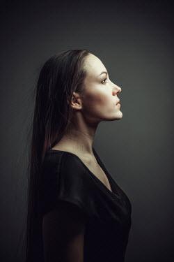 Ildiko Neer Close up of modern woman