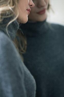 Ildiko Neer Woman reflected in mirror