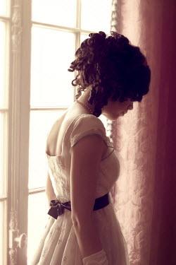 ILINA SIMEONOVA Regency woman by window