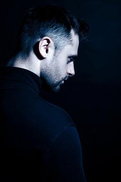 Miguel Sobreira Young man in shadow