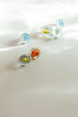 Matilda Delves COLOURED MARBLES IN SUNLIGHT