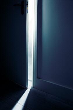 Miguel Sobreira Parted Door With Light